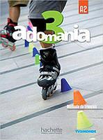 Adomania : Niveau 3 Livre de l'eleve + DVD-ROM, фото 1