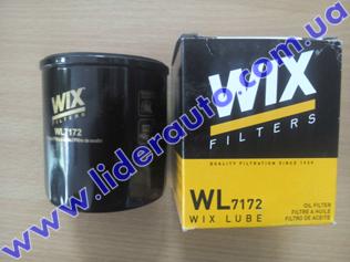 Фильтр масляный дв. 2,4 L Chrysler (пр-во WIX)  WL7172