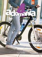 Adomania : Niveau 4 Livre de l'eleve + DVD-ROM