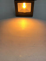 Светодиодный прожектор SL-50 50W желтый IP65 Код.59057, фото 2