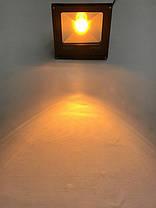 Светодиодный линзованый прожектор SL-50Lens 50W желтый IP65 Код.59054, фото 2