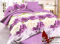Комплект постельного белья евро ТМ TAG R1460