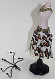 Вешалка настольная для украшений, бежевое платье, фото 4