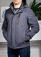 Ветровка мужская 2018 BLACK VINYL TC18-1280