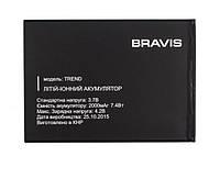 Аккумулятор  BRAVIS TREND Original