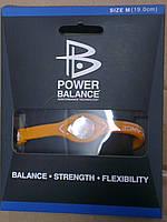 Энергетический браслет повер баланс power balance