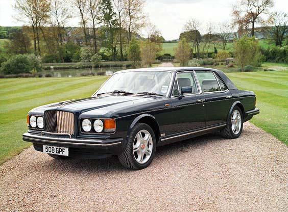 Лобовое стекло Bentley Mulsanne (1980-1993)