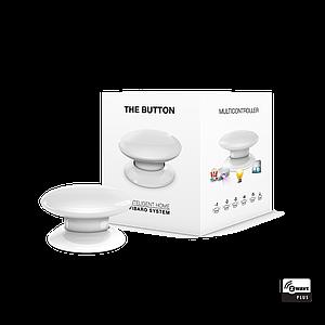 FGPB-101-1 FIBARO The Button (white), Z-Wave багатофункціональна кнопка(біла)