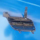 Решетка радиатора левая Nissan Almera N16 2000-2006г.в, фото 3