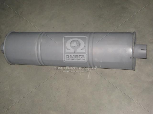Глушитель ГАЗЕЛЬ, ГАЗ 3302, закатной (горловина центр D=63 мм) (пр-во Украина). 33078-1201010. Ціна з ПДВ.