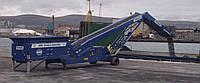 Мобильный конвейер (подкатной) погрузка судов, разгрузка вагонов, подача в дробилку , фото 1
