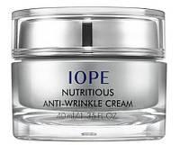 Крем с эффектом липофилинга IOPE Nutritious Anti-wrinkle 40мл, фото 1