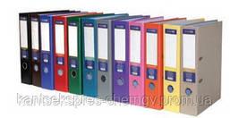 Папка регистратор А4 8см Economix E30721/E39721 в ассорт.