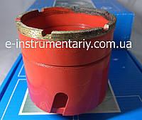 Сверло трубчатое 75мм со спеченным алмазоносным слоем, фото 1