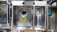 Кухонная мойка врезная в столешницу Forlinea 2B 580 Teka Top (левая), фото 1
