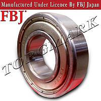 Подшипник радиальный закрытый FBJ 6200, фото 1