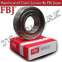 Подшипник радиальный закрытый FBJ 607
