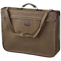 Кофр-сумка (чехол для одежды), нубук 44,5 х 62,5 х 10 см
