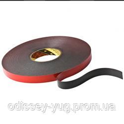 Двусторонний скотч 3M.VHB RP 32F( 12 мм х 33 м х 0.8 мм.). Двусторонняя клейкая лента.