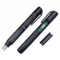 FT123 точный тестер тормозной жидкости на 5 светодиодных сигнальных индикаторов Чёрный