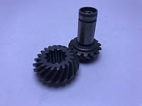 Шестерни редуктора бензокосы 9 шлицов, фото 1