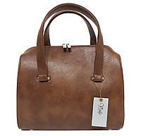 Женская сумка из искусственной кожи 68911 Коричневый