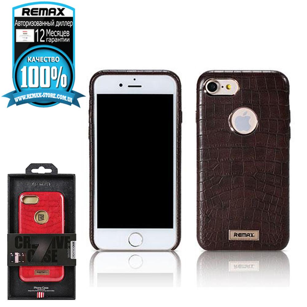 Чехол Remax Maso iPhone7 Plus, Black