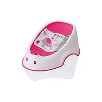 Ванночка для купания Babyhood Розовая (EB-201P)