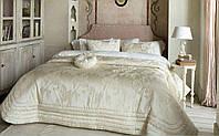 Турецкий люксовый набор покрывало с наволочками ТМ Pepper Home Diana