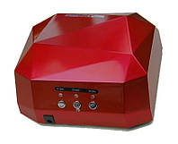 Гибридная лампа Diamond CCFL+LED для сушки геля, гель-лака 36W