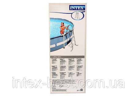 INTEX 28065, ЛЕСТНИЦА ДЛЯ БАССЕЙНА, 107СМ, фото 2