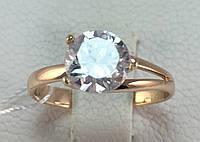 Кольцо золотое 585 проба, 16,5 размер