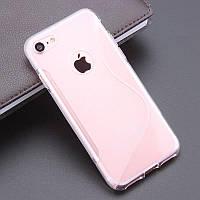 Чехол Apple Iphone 7 силикон S-LINE матовый