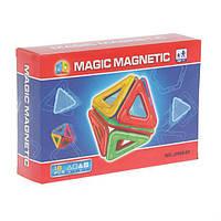 Магнитный Конструктор Magic Magnetic, 18 Деталей Ps