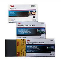 Наждачная бумага в листах 3M 02045/02048/02049-3M- упаковка 50шт