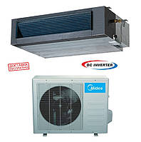 Кондиционер MIDEA MTB-24HRFN1-S 100Pa DC Inverter R410 канальный