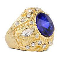 Классические модные циркон-шипованных кольцо сплава палец 9