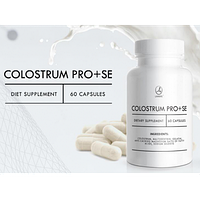 Диетическая добавка с молозивом и селеном Colostrum PRO+SE