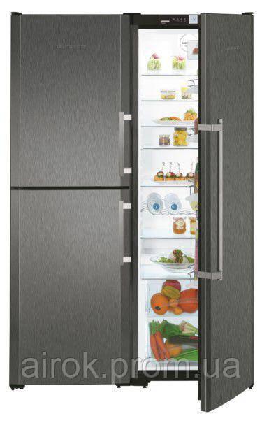 Холодильник Liebherr SBSbs 7353 (SKbs 4210 + SBNbs 3210)