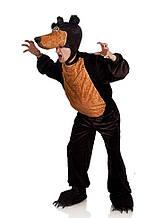 Медведь мужской карнавальный костюм (Маша и Медведь) \ размер универсальный \ BL - ВМ235