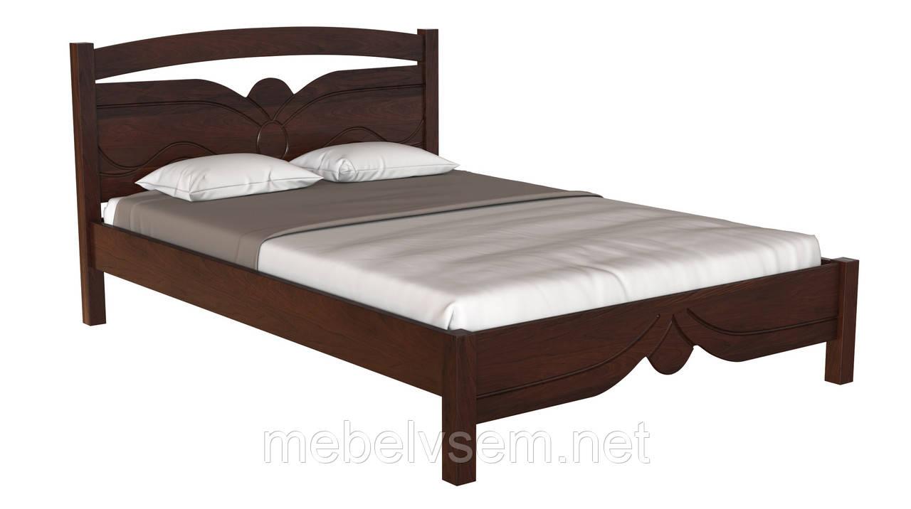 Кровать двуспальная Л 223 Скиф