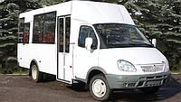 Лобовое стекло микроавтобус РУТА СПБ 15, 16, 17, 18, Рута А 048 , Рута 15, 20, 22 триплекс