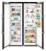Холодильник Liebherr SBSbs 8673 (SKBbs 4350 + SGNPbs 4365), фото 3
