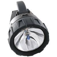 """Суперпотужний ліхтар-прожектор """"GD-light"""" + LED світильник (гарний подарунок), фото 1"""