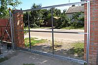 Ворота откатные (комплект)