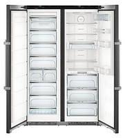 Холодильник Liebherr SBSbs 8673 (SKBbs 4350 + SGNPbs 4365), фото 4