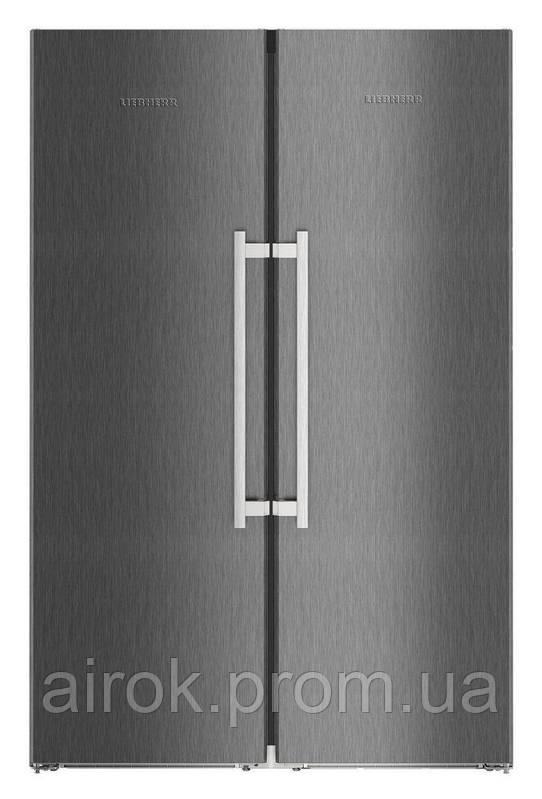 Холодильник Liebherr SBSbs 8673 (SKBbs 4350 + SGNPbs 4365)