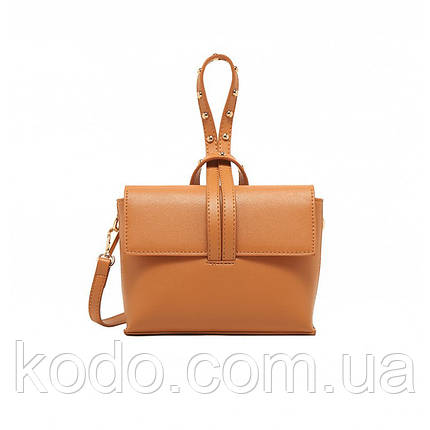 Сумка Micocah Purse Brown, фото 2