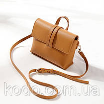 Сумка Micocah Purse Brown, фото 3