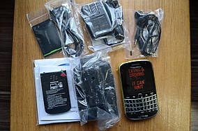 Новый Смартфон BlackBerry Bold Touch 9930 Black Оригинал!